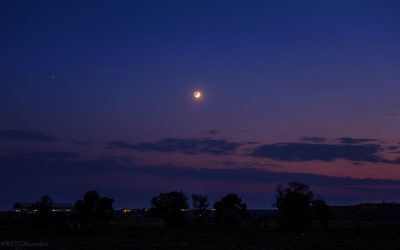 New moons tell ancient stories